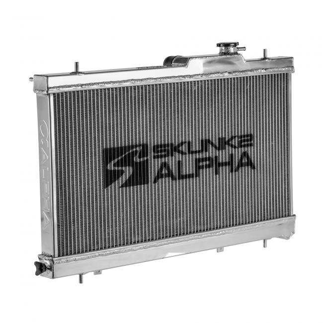 Skunk 2 Alpha Radiator: Subaru WRX/STI 2001-2007