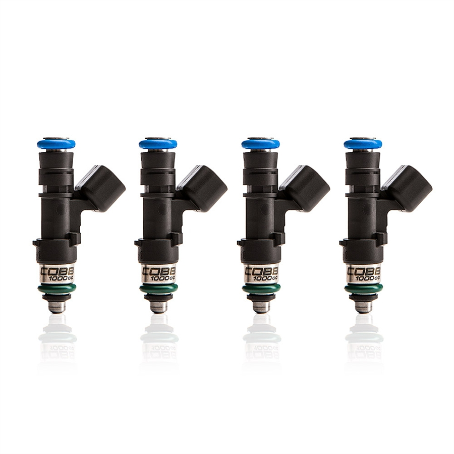 Cobb Tuning 1000cc Fuel Injectors: Mitsubishi Evolution X 2008-15
