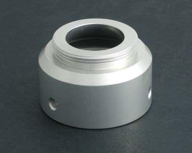 Go Fast Bits 38mm (1.5 inch) Inlet Hose Adaptor: Universal