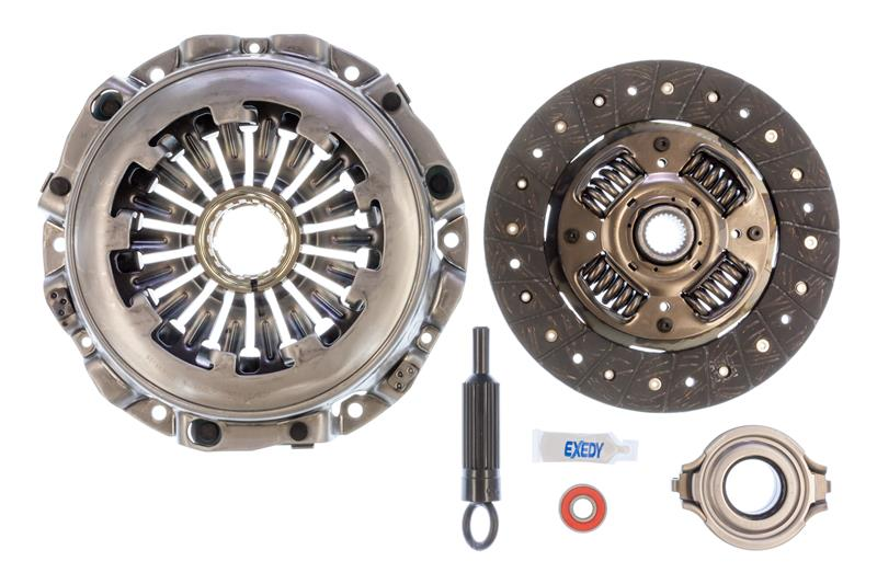 Exedy OEM Replacement Clutch Kit: Subaru WRX 02-05 EJ20 (Economy Disc)