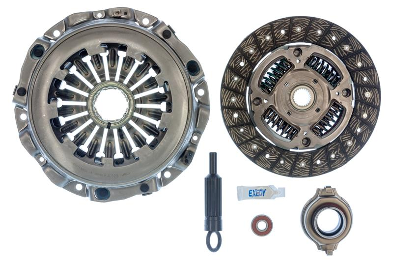 Exedy OEM Replacement Clutch Kit: Subaru WRX 2002-2005 EJ20 (WAD Type Disc)