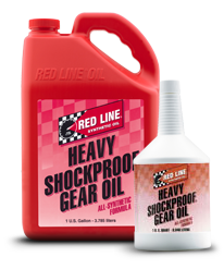 Redline Shockproof Gear Oil : Heavy