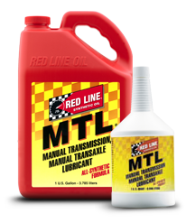 Redline Synthetic Manual Transmission Fluid : MTL 70W80 GL-4