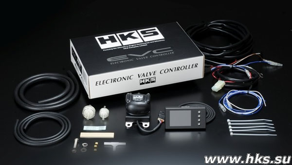HKS Generation 6 EVC Boost Controller