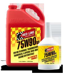 Redline Synthetic Manual Transmission Oil : 75W90 NS GL-5
