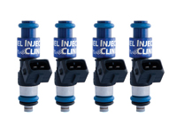 FIC 1650cc High Impedance Performance Fuel Injectors: Dodge SRT-4 (High-Z) *NEW*