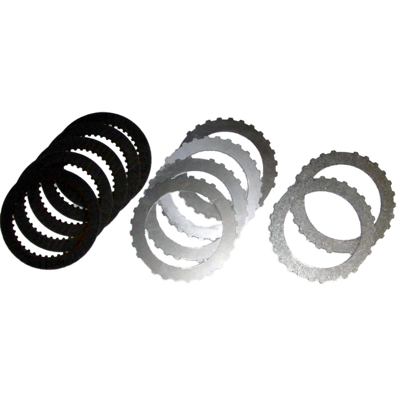 Kiggly Racing F4A33/W4A33 5-Friction Front Clutch Pack for OEM Basket: Mitsubishi Eclipse 1990-1999