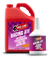 Redline Synthetic Automatic Transmission Fluid : Racing ATF (Type F)