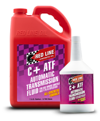Redline Synthetic Automatic Transmission Fluid : C+ ATF