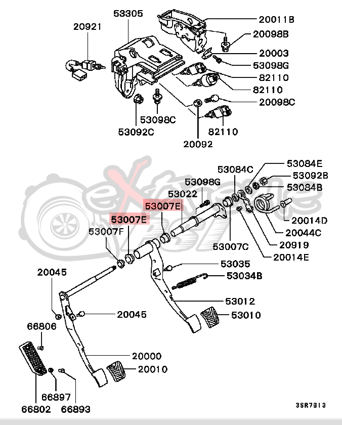 Extreme Psi Your 1 Source For In Stock Performance Partsrhextremepsi: Mitsubishi Eclipse Parts Diagram At Gmaili.net