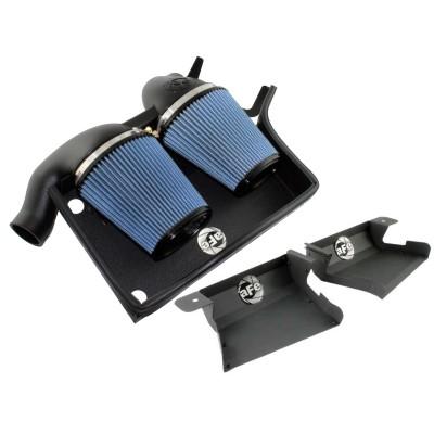 AFE Power Magnum Force Stage 2 Pro 5R Intake System w/ Scoop: BMW 335i 07-10