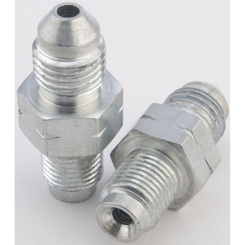 Extreme PSI -3AN to 10mm x 1.0 Inverted Flare: Male to Male Brake Fitting