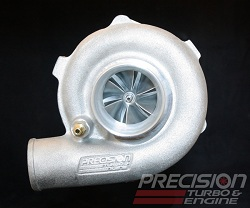 Precision T & E PT5858 CEA Journal Bearing Turbocharger : 620 HP *SALE*