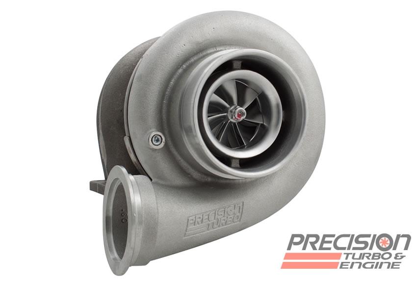 Precision T & E Class Legal GEN2 PT6785 CEA Turbocharger for MIR Super Street, True Street and OGS SFWD: 1100 HP