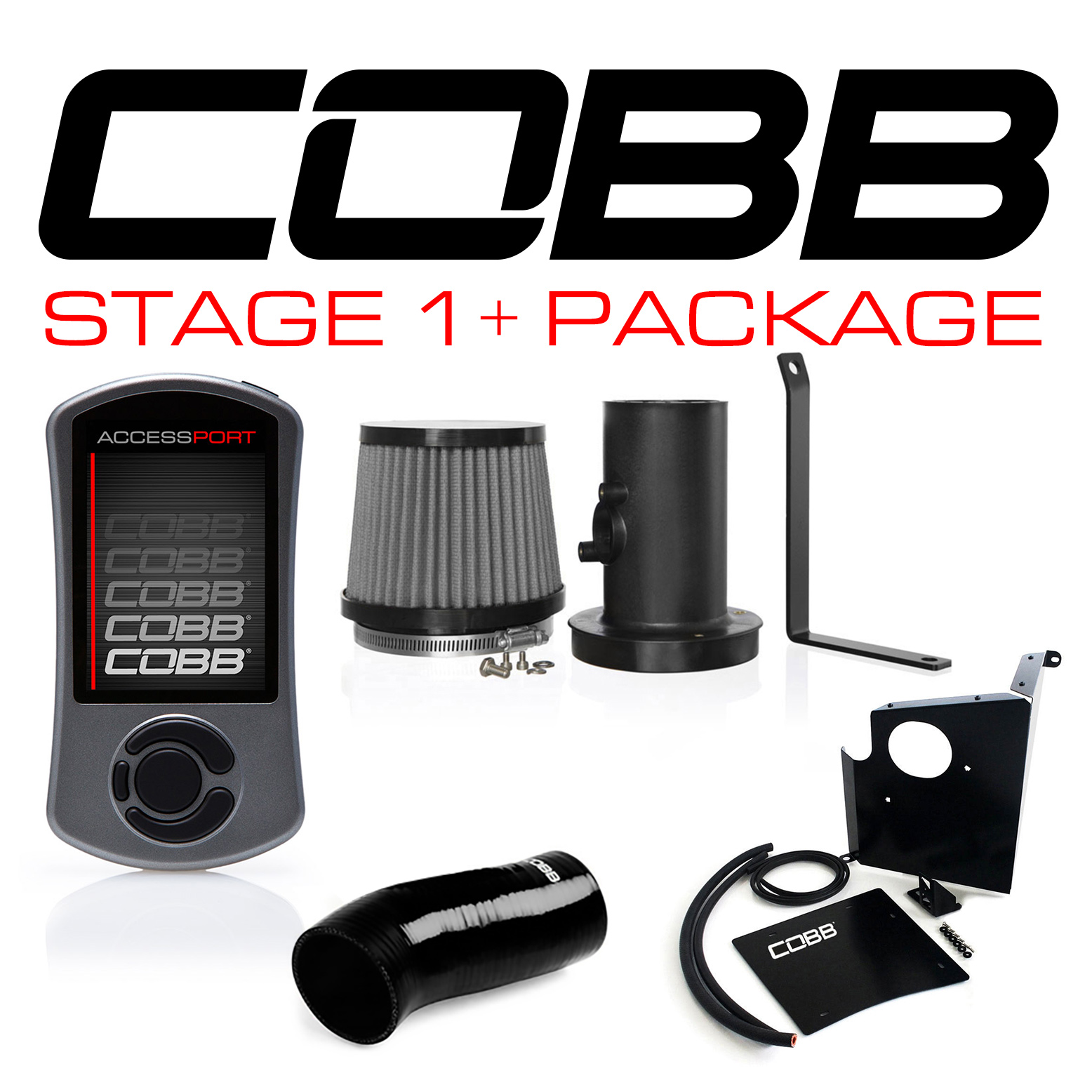 Cobb Tuning Stage 1+ Power Package with V3: Subaru WRX 2006-07 & STI 2004-07
