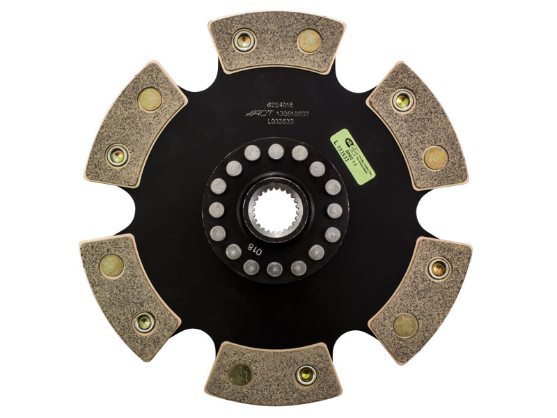 ACT 6-Puck Clutch Disc: Scion/Subaru FRS/BRZ 2.0L 6-Speed