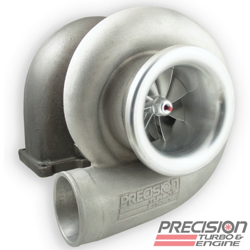 Precision T & E GEN2 PT118 CEA Turbocharger : 2800 HP