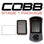 Cobb Tuning Stage 1 Power Package: Mitsubishi Evolution X 2008-15