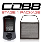 Cobb Tuning Stage 1 Power Pack with V3: BMW N54 135i/335i 2008-2013