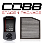 Cobb Tuning Stage 1 Power Pack with V3: BMW N55 135i/335i (2011 Models Only)