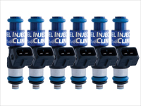 FIC 1650cc High Impedance Performance Fuel Injectors: Nissan 350Z/370Z (High-Z) *NEW*