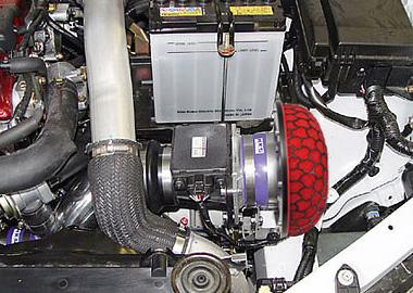 HKS Racing Suction Intake System: Mitsubishi Evolution 8/9 CT9A 2003-2006