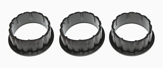 ATI 60-52mm Adapters/Conversion Rings (Set of 3): Universal *NEW*