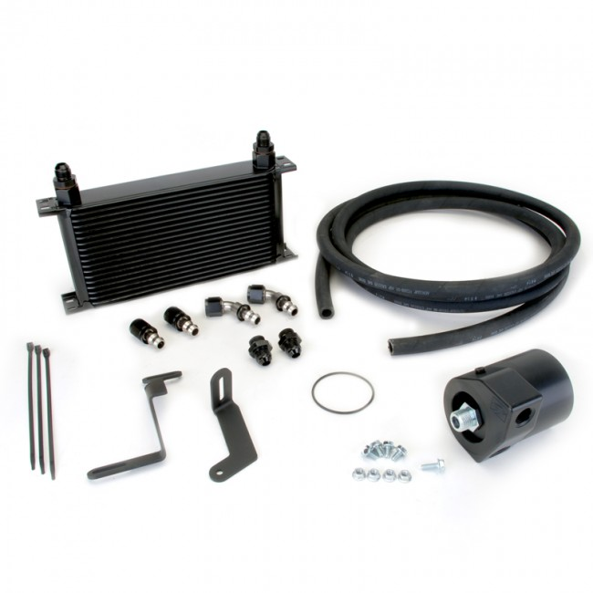 Skunk 2 Oil Cooler Kit: Subaru BRZ 2013+
