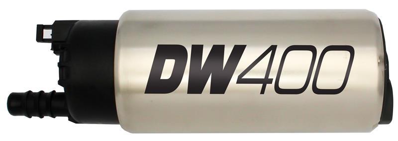 DeatschWerks DW400 400 LPH In-Tank Fuel Pump: Universal Fitment