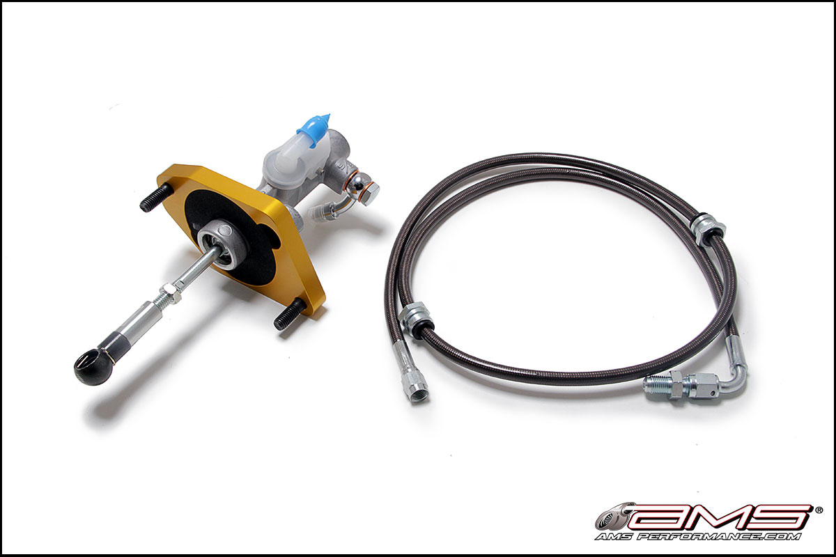 AMS Performance Clutch Master Cylinder Upgrade Kit: Mitsubishi Evolution X