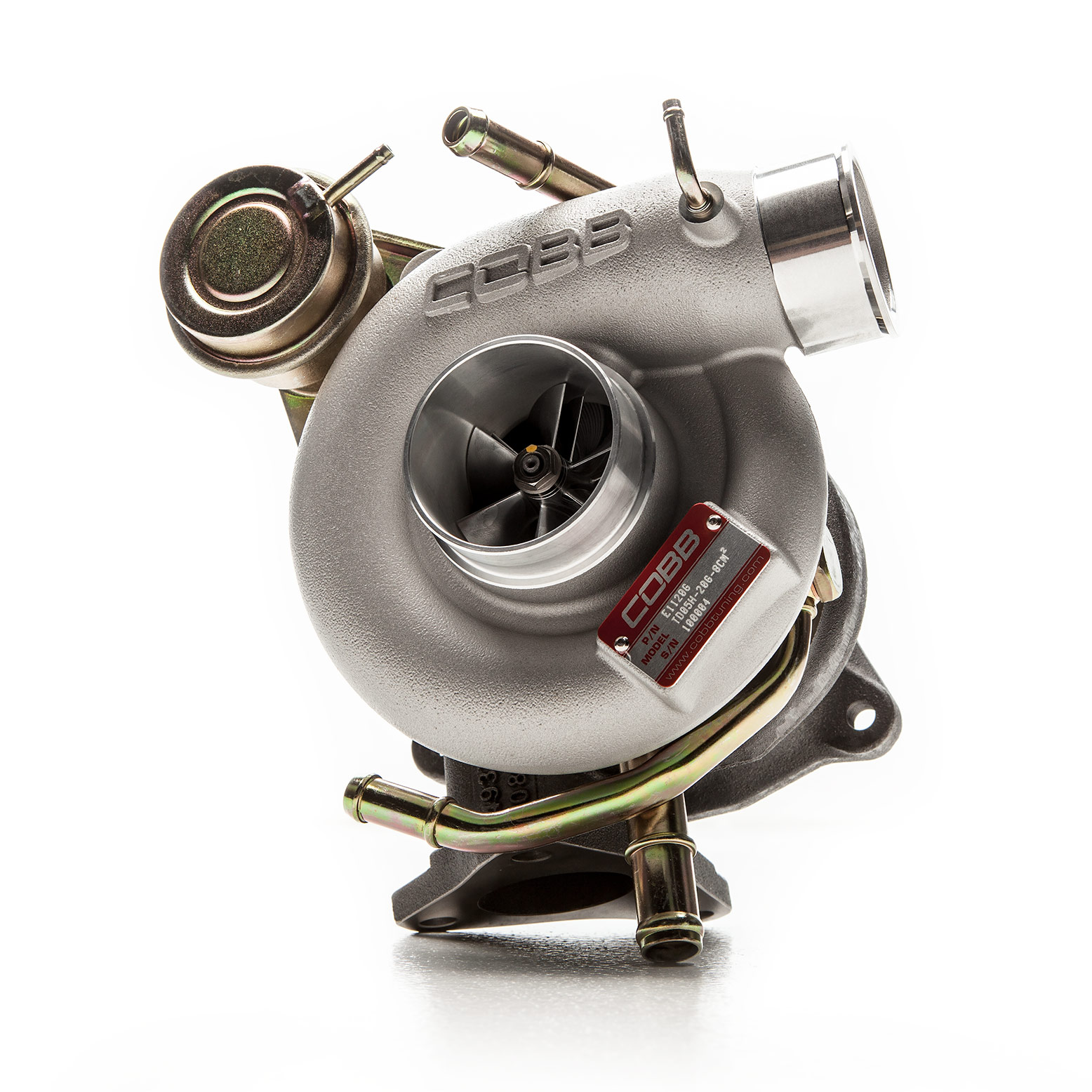 Cobb Tuning TD05H-20G-8 Turbocharger: Subaru STI 2008-15