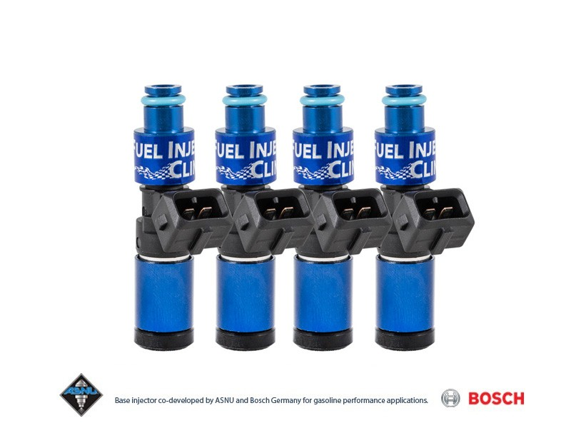 FIC1650cc High-Z Fuel Injectors : Mitsubishi Eclipse 1990-1999 & Evolution 8 & 9 2003-2006
