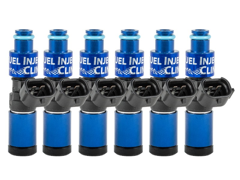 FIC 2150cc High-Z Fuel Injectors: Mitsubishi 3000GT *With FREE Plug & Play Adapter*
