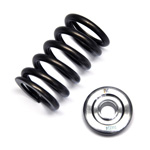 Brian Crower Single Valve Spring & Retainer Kit : Toyota Supra (2JZGTE)