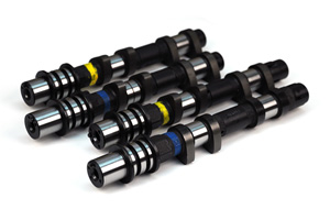 Brian Crower Stage 2 Street/Strip Camshafts: Subaru WRX (EJ25B)
