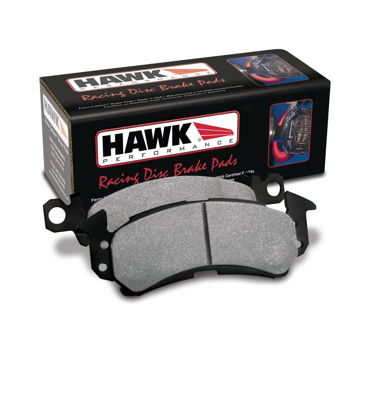 Hawk HP Plus Race Brake Pads : Honda S2000 2000-09 (REAR)