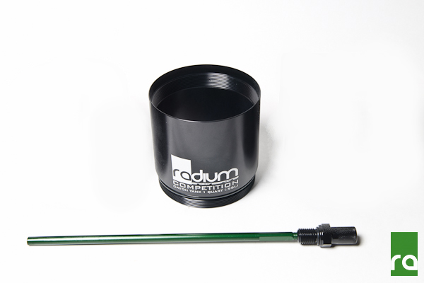Radium Engineering Competition Oil Catch Extension Upgarde
