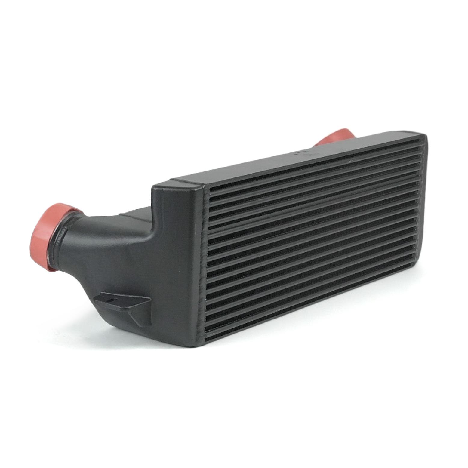 Cobb Tuning/CSF N54/N55 Front Mount Intercooler: BMW 1M 2011, 135i 2008-2013 & 335i 2007-2013 (BLACK)