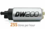 DeatschWerks DW200 255 LPH In-Tank Fuel Pump : Acura Integra 1994-01 & Honda Civic 1992-00