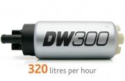 DeatschWerks DW300 340 LPH In-Tank Fuel Pump : Mitsubishi Eclipse 1990-94 FWD
