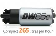 DeatschWerks DW65c 265 LPH Compact In-Tank Fuel Pump : Subaru WRX 2008-14 & STi 2008-16