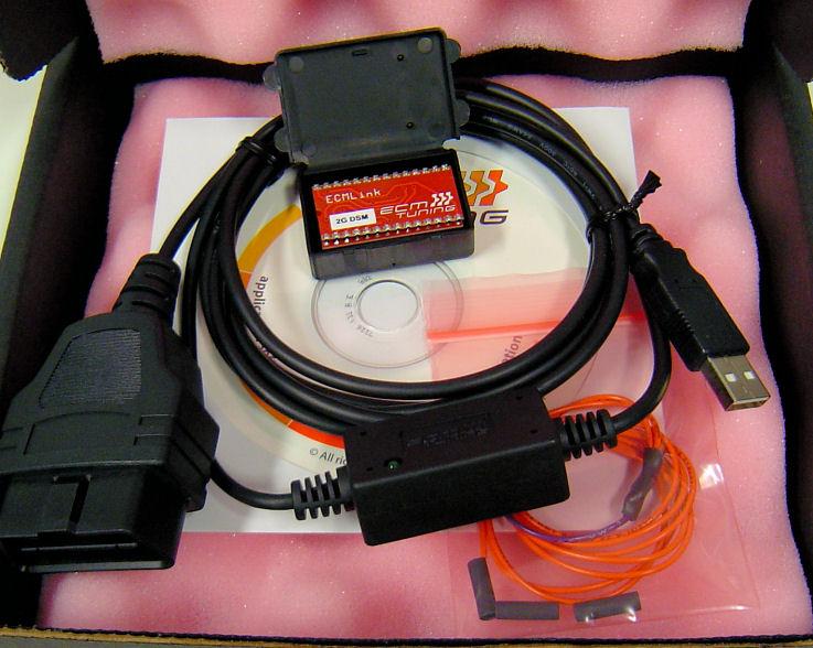 ECMLink (DSMLink) V3 Package : EVO 1-3/GSR/RVR