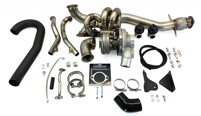 Extreme Turbo Systems Turbo Kit : Mitsubishi Evolution VIII & IX 2003-2006