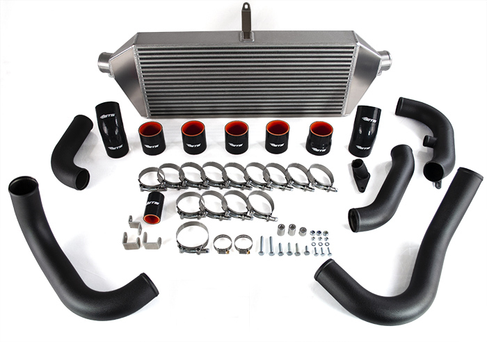 Extreme Turbo Systems Front Mount Intercooler Kit : Subaru STI 2004-07