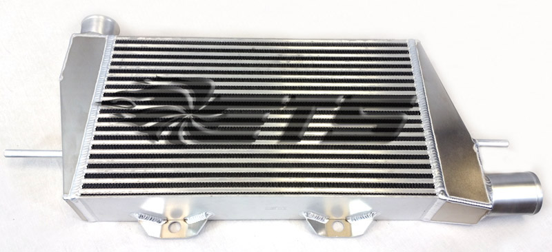 Extreme Turbo Systems Intercooler Only: Mitsubishi Evolution X 2008-15