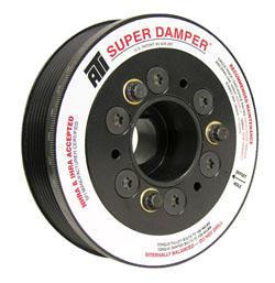 ATI Super Harmonic Damper (3% Underdriven): Mitsubishi Evolution X 2008-2015