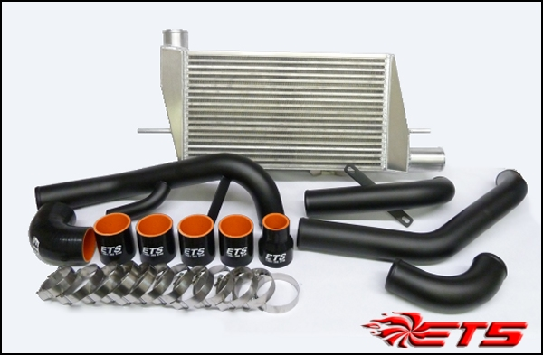 Extreme Turbo Systems Intercooler Kit: Mitsubishi Evolution X 2008-15