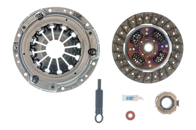 Exedy OEM Replacement Clutch Kit: Subaru BRZ 2013-2017, Scion FR-S 2013-2016, Toyota 86 2017+