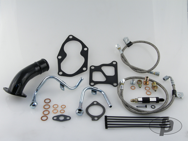 Forced Performance EVO VIII Install Kit Gen 2