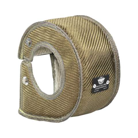 PTP Turbo Blankets: T3/T4 Turbocharger Blanket - Lava